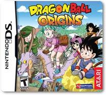 Dragon Ball: Origins, nds, español, mega