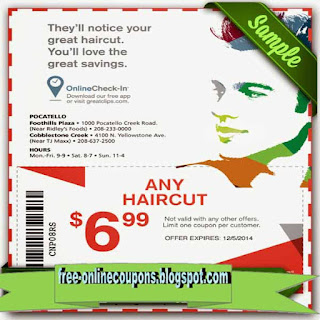 graphic relating to Printable Great Clips Coupons known as Terrific Clips Coupon Codes