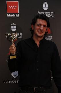 Miguel Navia de Premios Feroz 2020