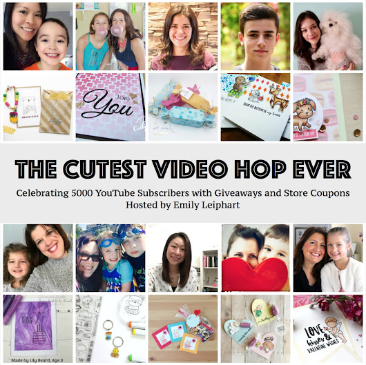Emily Leiphart | The Cutest Video Hop Ever