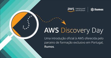 RUMOS E AWS ORGANIZAM EVENTO DE FORMAÇÃO ONLINE GRATUITO