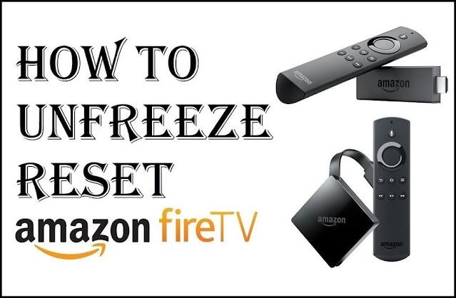 How Do I Unfreeze My Firestick Remote?