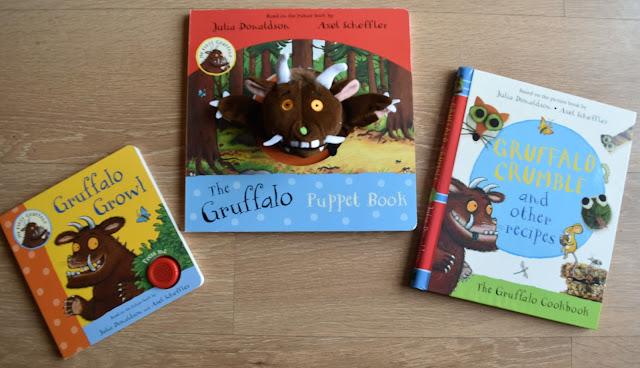 New Gruffalo Books Collection
