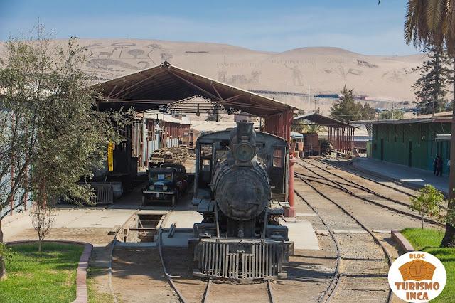 Estación tren Tacna