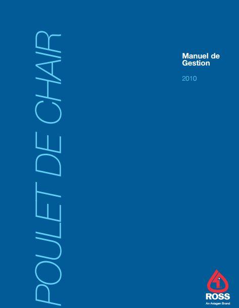 POULET-DE CHAIR Manuel de Gestion - WWW.VETBOOKSTORE.COM