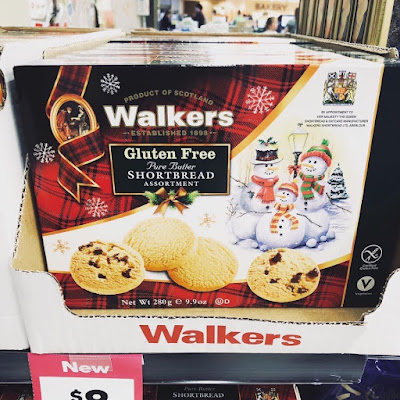 Walkers Gluten Free Shortbread Assortment Woolworths