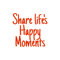 Share life Happy moments love alagquotes