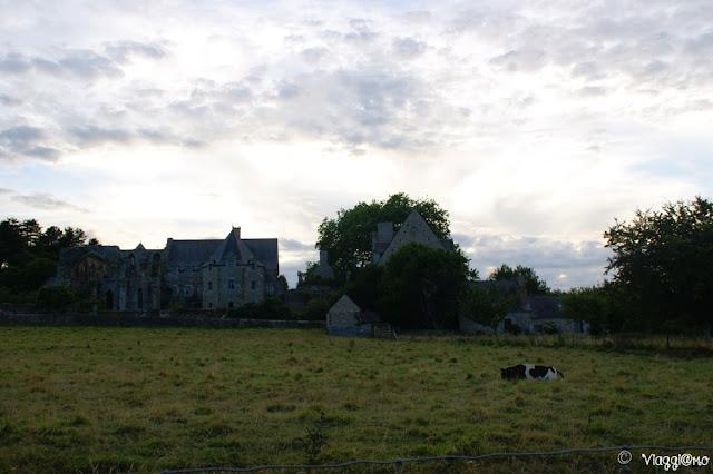Il complesso Abbaziale di Beauport