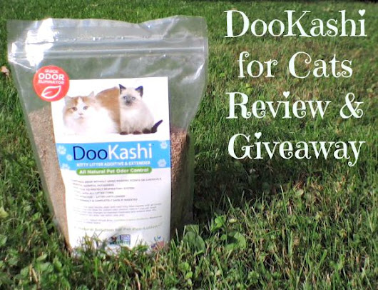 DooKashi for Cats Review & Giveaway