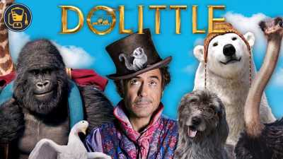 Dolittle 2020 Tamil + Hindi + English Full Movies Free Download 720p