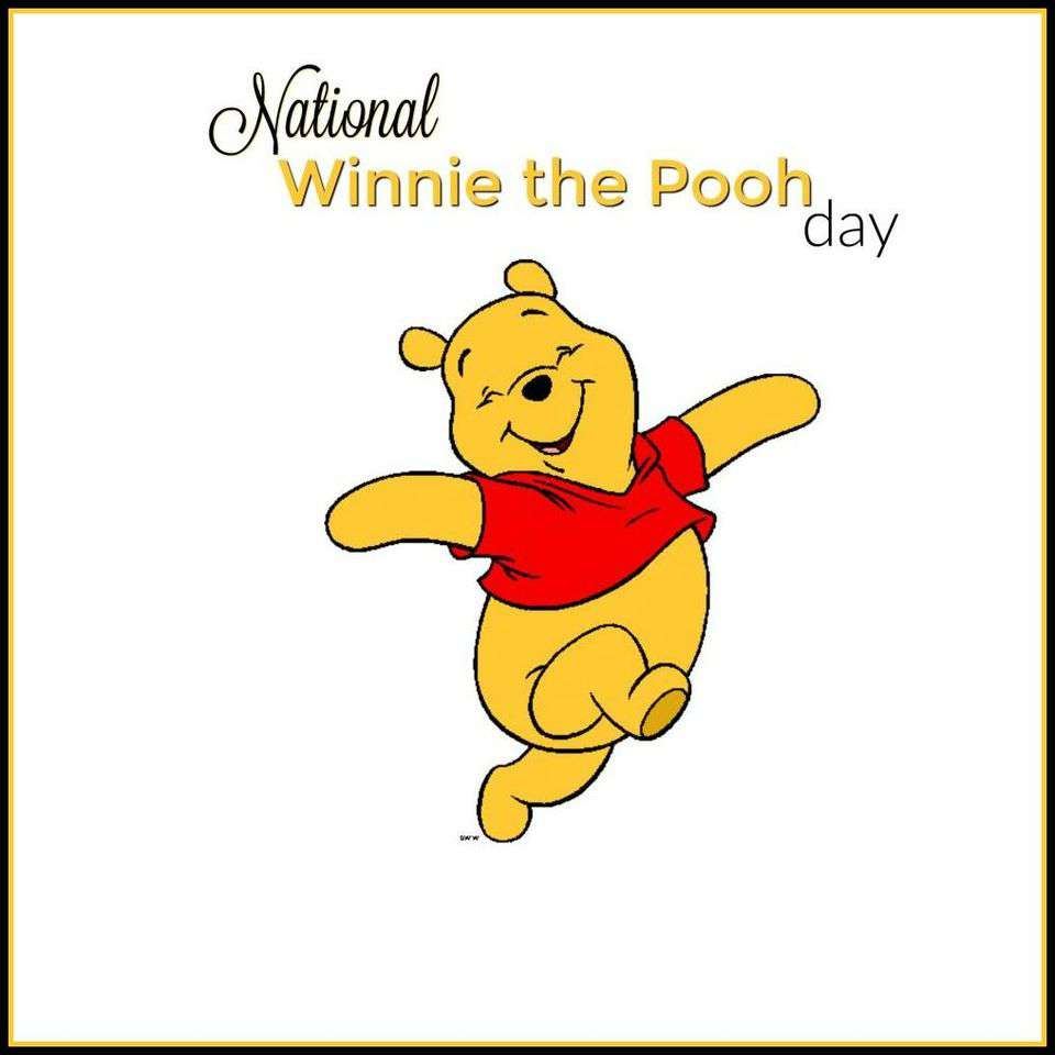 National Winnie the Pooh Day Wishes