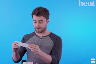 Heat magazine: Answering the internet...with Daniel Radcliffe