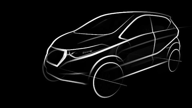 Datsun new hatchback Teaser 1