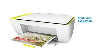 Cara Reset Printer HP DeskJet Ink Advantage 2135 Lampu Indikator Tinta Berkedip Blinking