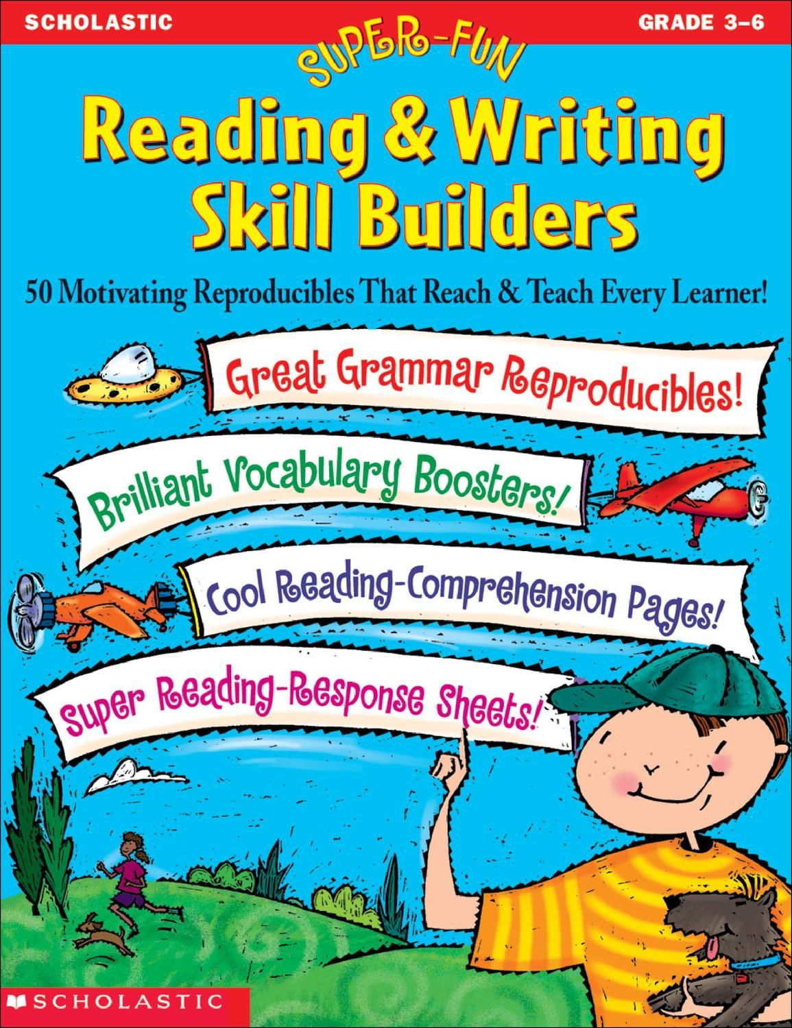 Download Reading And Writing Skill Builders