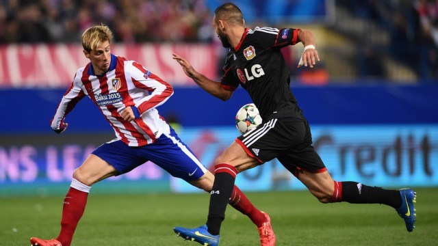 Atletico Madrid vs Leverkusen