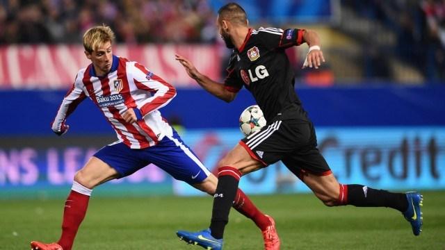 Atletico Madrid vs Leverkusen