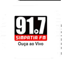 Ouvir agora Rádio Simpatia - 91,7 - Chapada / RS