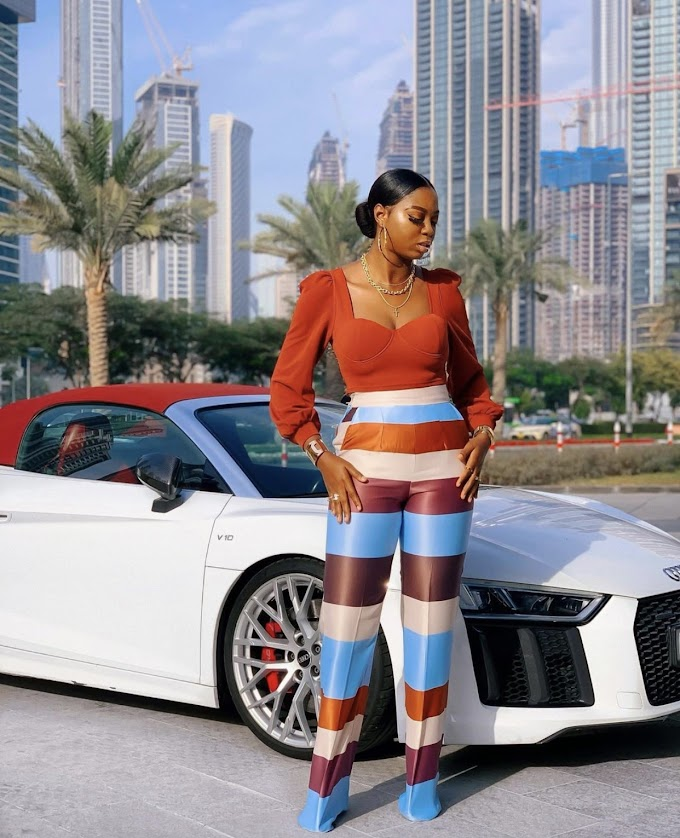 Stylish Work Wear Guide Inspired By Digital Creator, Olar Folami