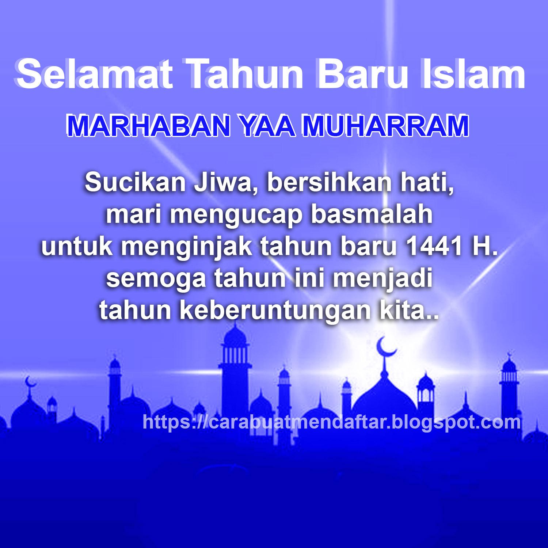 Kata Kata Tahun Baru Islam Katapos