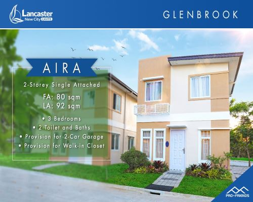 Upgrade to a better home - Aira Single Attached House