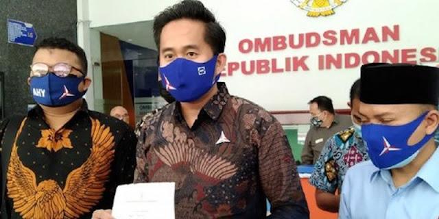Kebohongan Publik Dan Pelanggaran Tupoksi KSP, Alasan Demokrat Laporkan Moeldoko Ke Ombudsman RI