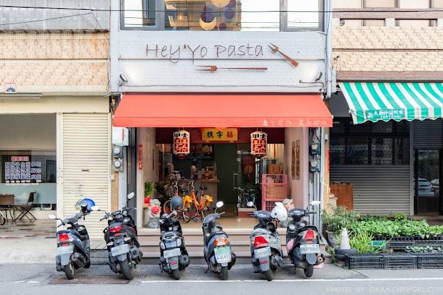 MG 1607 - 大甲囍字號,全台首間宮廟風格的義大利麵餐廳,老闆是媽祖狂熱份子,餐點份量也很大方