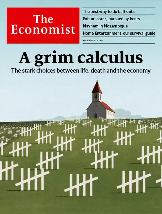 MThe Economist – April 04, 2020