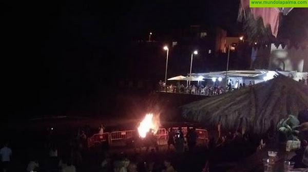 Los Llanos de Aridane suspende la tradicional hoguera de San Juan