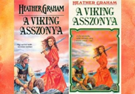 Heather Graham A viking asszonya regény bemutatás