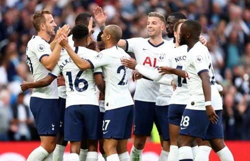 Daftar Pemain Tottenham Hotspur