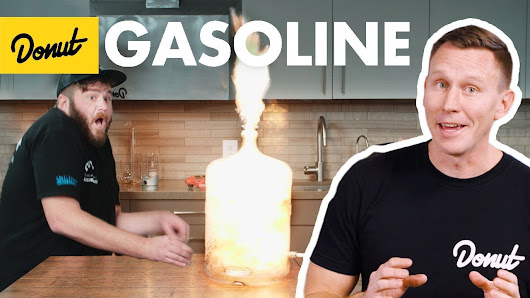 Gasoline: What The Heck Is It? [Science Garage] | GABEmode