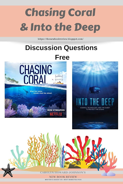 Chasing Coral Movie and Into the Deep Book Discussion Guides