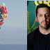 David Blaine flies 24,000 ft up into the air while holding onto helium balloons