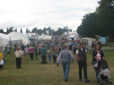 Countryfile live crowd