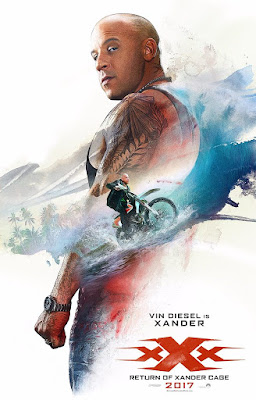 xXx Return of Xander Cage 2017 Hindi Dubbed CAMRip 700mb