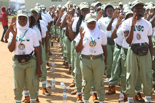 NYSC 2017 Batch B Mobilization Timetable
