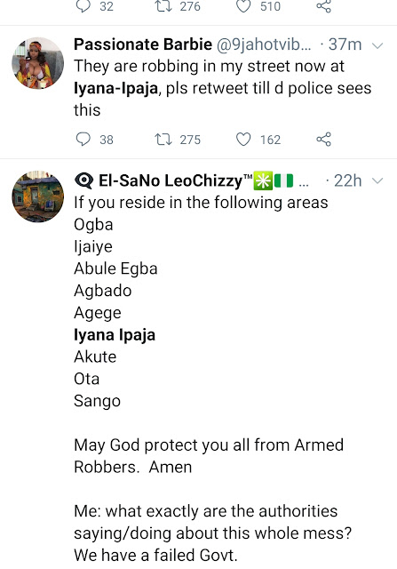 Robbery and unrest in lagos during corona lockdown as citizens fight thieves in iyana ipaja and agege
