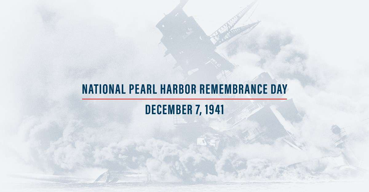 National Pearl Harbor Day of Remembrance Wishes For Facebook