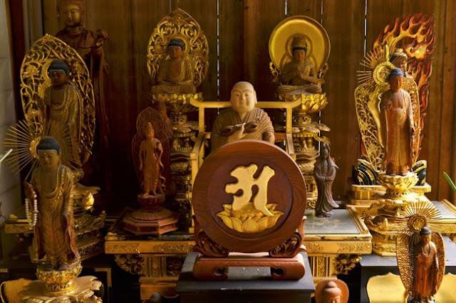 Religion japonesa sintoísmo y budismo