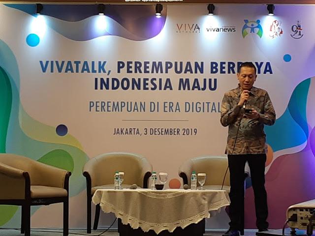 vivatalk peran perempuan di era digital isu kesetaraan gender