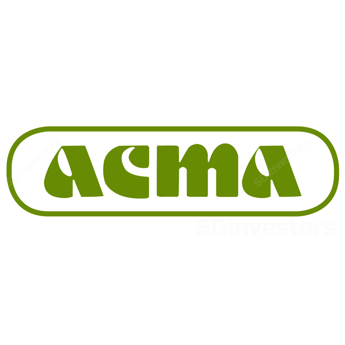ACMA LTD. (SGX:AYV) @ SGinvestors.io