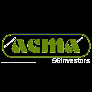 ACMA LTD. (AYV.SI) @ SG investors.io
