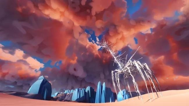 Paper Beast, el juego de realidad virtual de Eric Chahi, llega a la PC este año