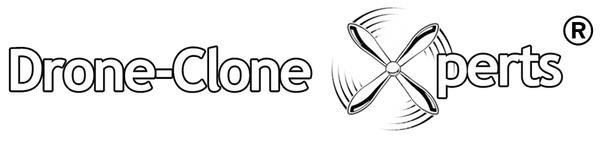 Avoid cheap knockoffs make sure your drone has this logo