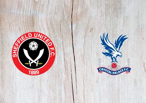 Sheffield United vs Crystal Palace -Highlights 08 May 2021