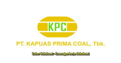 Lowongan Kerja PT Kapuas Prima Coal, Tbk Area Sukabumi