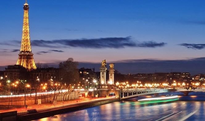 Seine Dinner Cruise, Paris