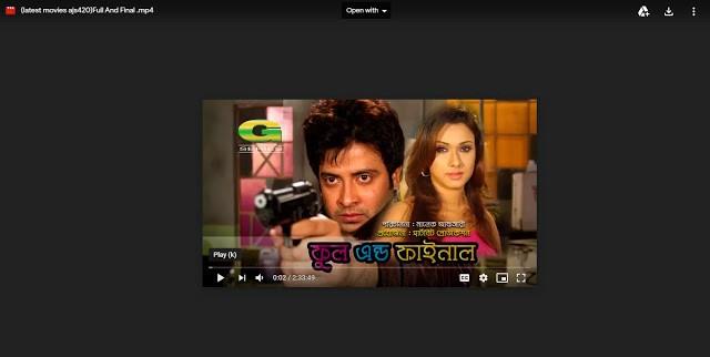 .ফুল এন্ড ফাইনাল. বাংলা ফুল মুভি । .Full & Final. Full HD Movie Watch । ajs420