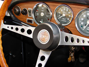 jaeger dash for simca 1000 and 1200 coupe and rally 1 and. Black Bedroom Furniture Sets. Home Design Ideas